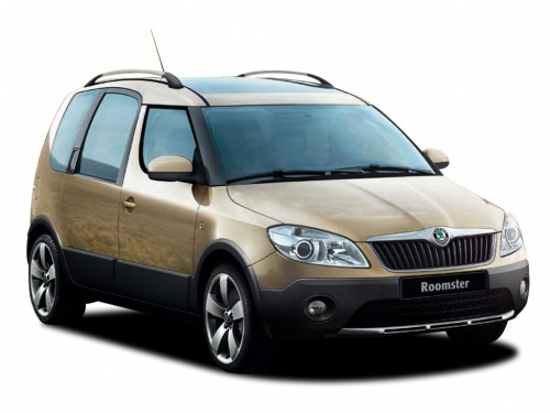 new skoda roomster se plus 30827 image1